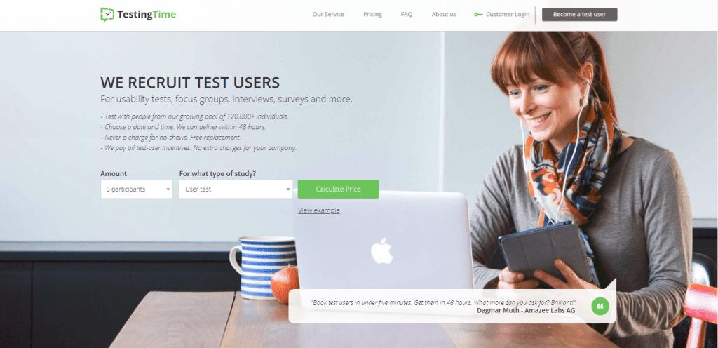 make money online test website mobile applications. website usability jobs